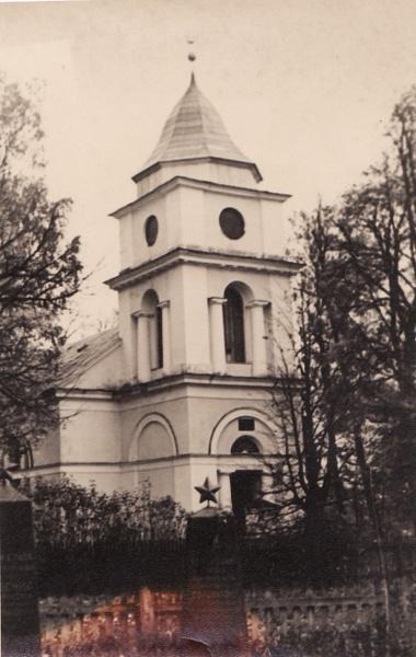 Baznīca Baldonē