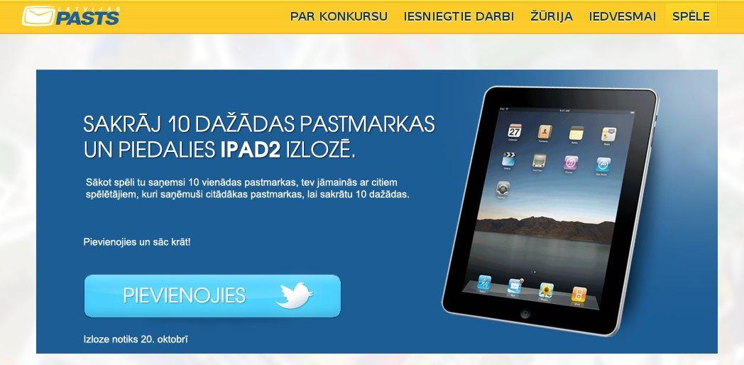 Laimē iPad2