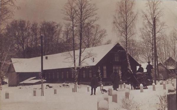 Malkas vedēji I pasaules kara laika foto